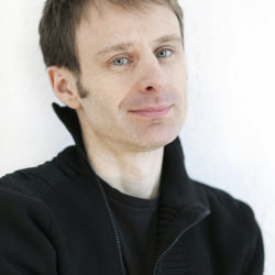 Nicolas Dickner<br><em>Nikolski</em> Literacki Sopot media